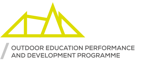 LEAD outdoor development logo