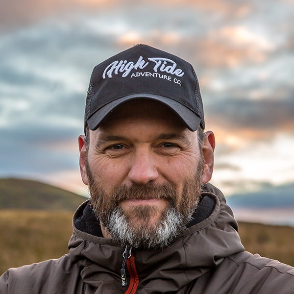Wayne Dobson lead outdoor leader